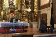 Misa sufragio Gregorio Fernández 2019