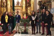 Fiesta S. Juan Evangelista 2018: Patrón Juventud Cofrade