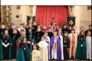 Misa entrada triunfal de Jesus a lomos de la borriquilla 2019
