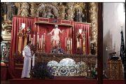 En el Quinario al Cristo del Perdón