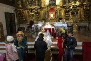 Los Reyes Magos en la Vera Cruz